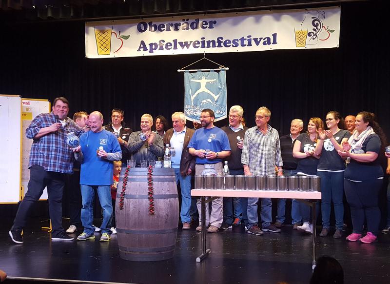 06_Apfelweinfestival Preisverleihung_