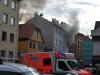 Brand in der Offenbacher Landstraße am 25.10.2013 Bild 2