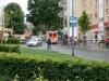 Feuerwehreinsatz am Buchrainplatz 19.08.2013 - Absperrung