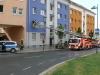 Feuerwehreinsatz am Buchrainplatz 19.08.2013