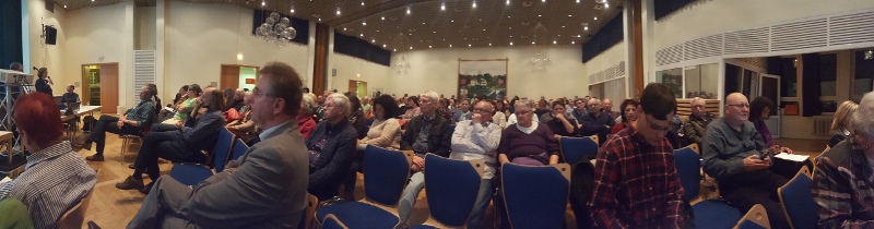 Bild 17 - Publikum