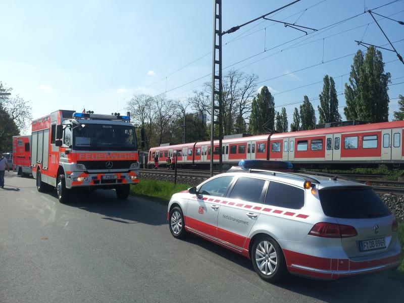 Bahnstrecke Oberrad 4.5.2013
