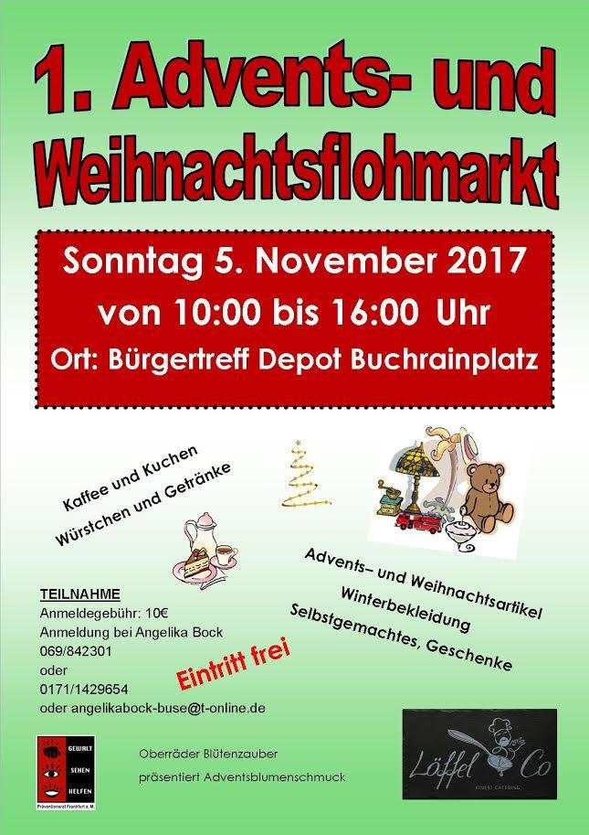 Flohmarkt 05.011.2017