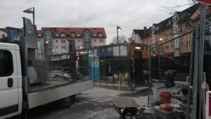 Toilette Buchrainplatz