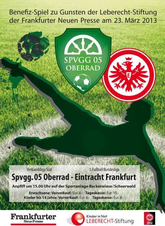 Spvgg. 05 vs. Eintracht